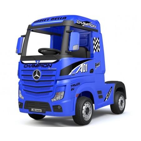 Mercedes Actros 4x4 sähkörekka