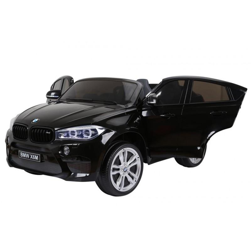 BMW X6M Power Sähköauto