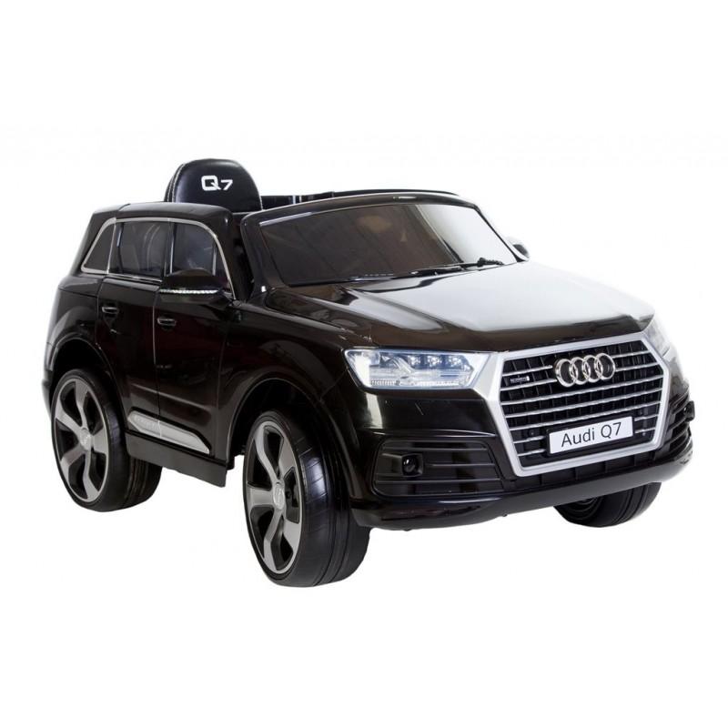 Audi Q7 Sähköauto