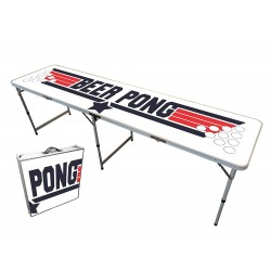 Beer Pong Pöytä -kaljapeli